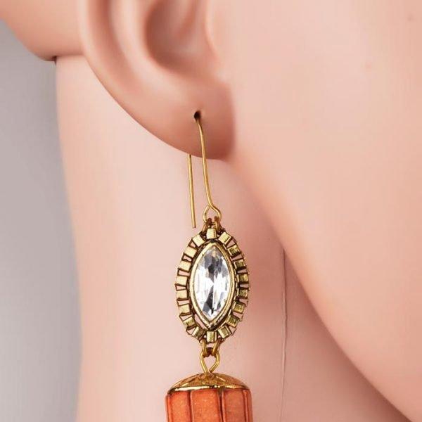 Evil Eye Earrings (RJE395)-1620