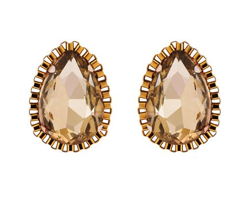 Gold Crystal Tops (RJE522)-856
