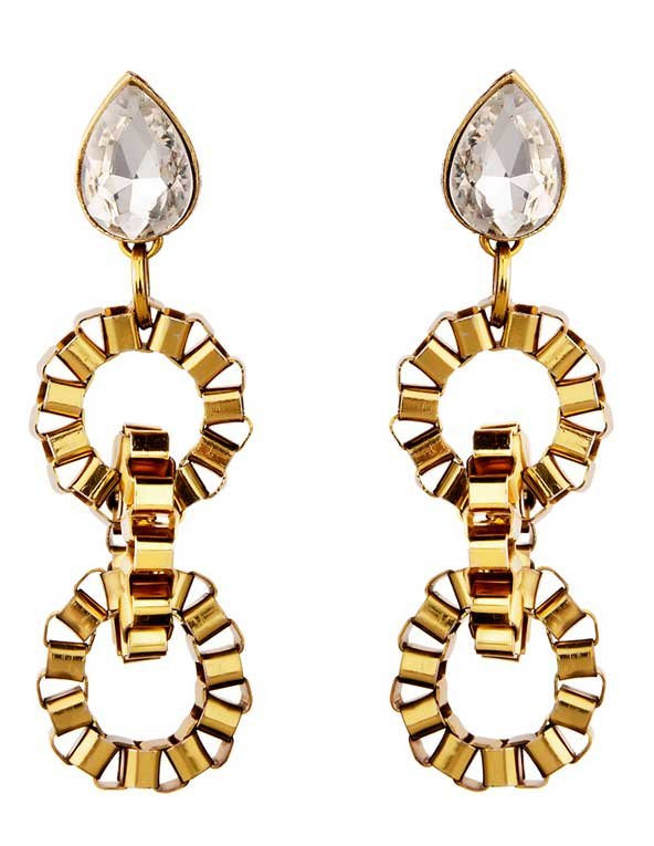 ''Happily Engaged Earring'' (RJE531)-1821