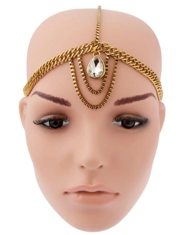 """""""Cleopatra"""" Style Headband (RJMM111)-2008"""