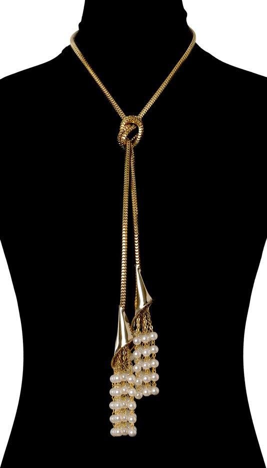 Pearls Tie&Tie (RJN827)-1001