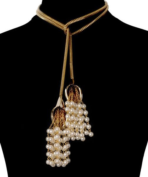 Pearls Tie&Tie (RJN827)-0