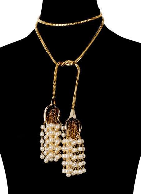 Pearls Tie&Tie (RJN827)-996