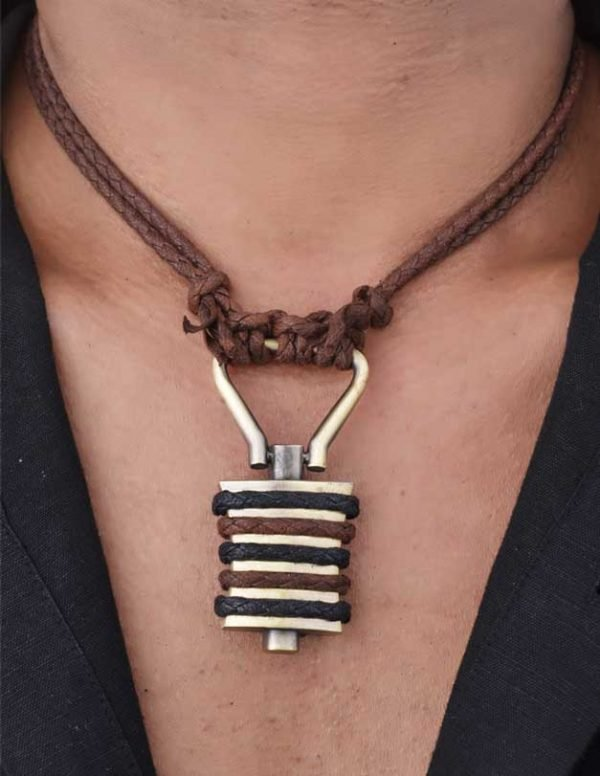 """Warrior Collection"" Necklace (RJMN4)-0"