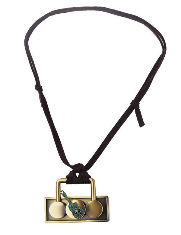 Radio Necklace (RJMN5)-2287